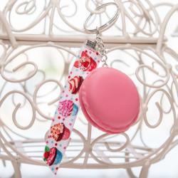Brelok Macarons Secret BOX Pink