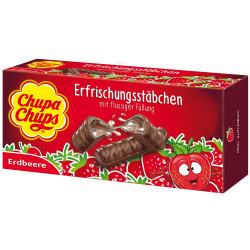 Chupa Chups DeBeukelaer Erfrischungsstabchen Strawberry
