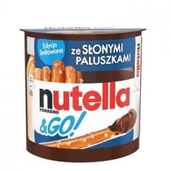 Nutella & Go Pretzel