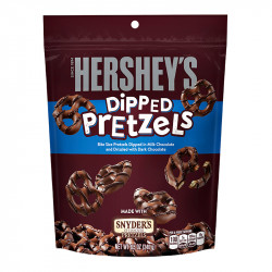 Hershey's Dipped Pretzels 240g