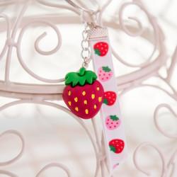 Brelok Strawberry