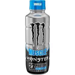 Monster Energy Muscle Vanilla