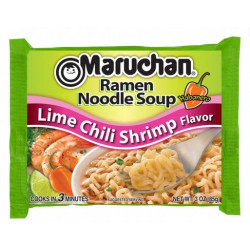 Maruchan Ramen Noodles Lime Chilli Shrimp