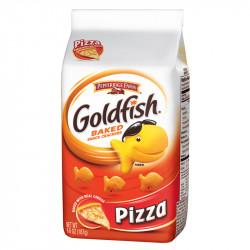 Goldfish Baked Crackers Pizza