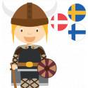 Słodycze, przekąski oraz napoje ze Skandynawii | Sklep Scrummy